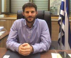 izraelinfo Bezalel Smotrich