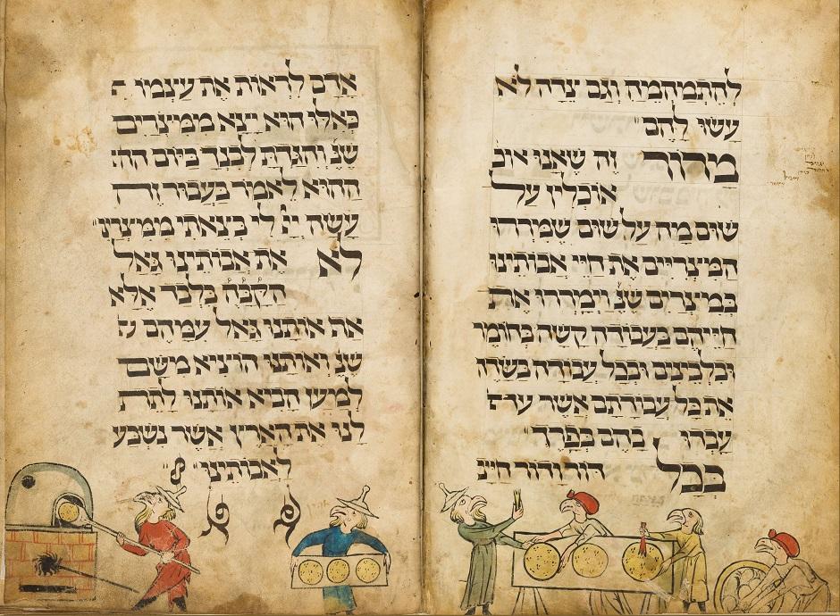 izraelinfo madarfeju hagada peszah