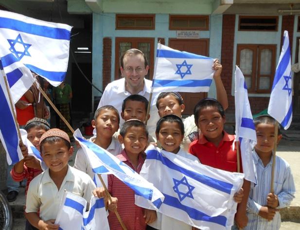 izraelinfo Bnei Menashe boys
