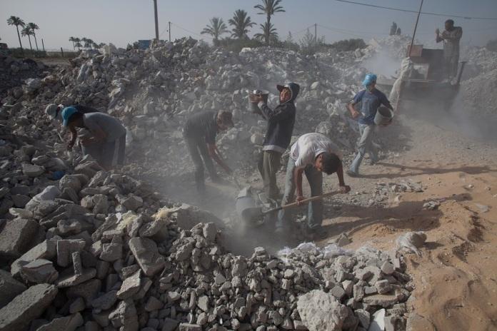 izraelinfo gazai munkasok
