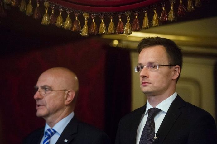 Ünnepség Budapesten Izrael függetlenségének 68. évfordulóján