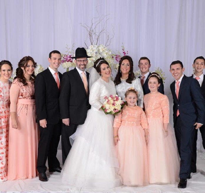 Gur haszid esküvő