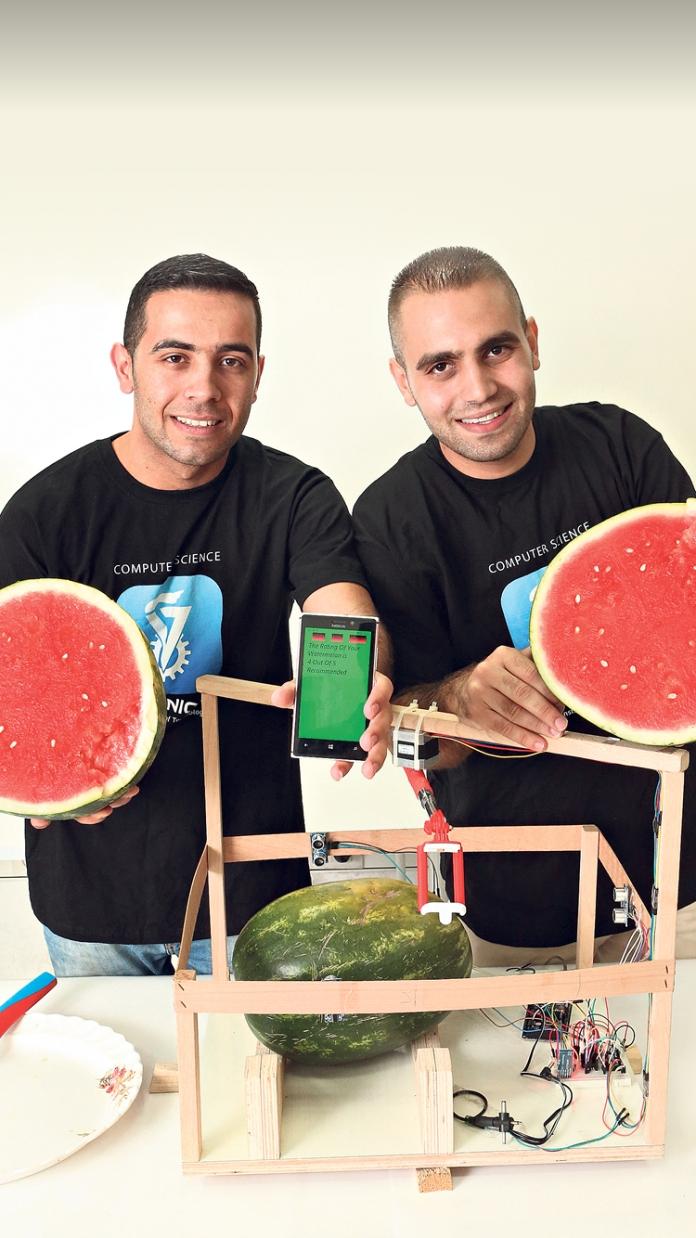 izraelinfo Watermelone