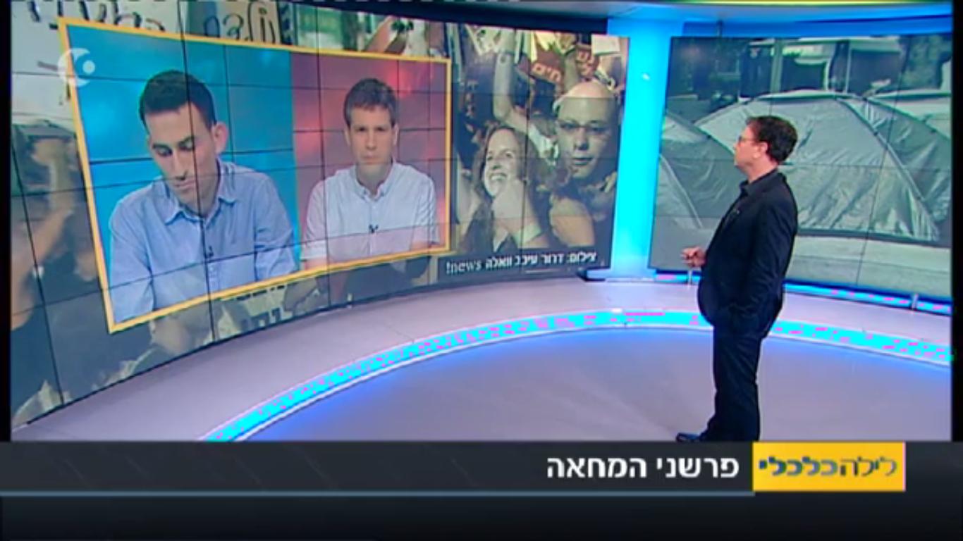 izraelinfo - egyesülési hullám