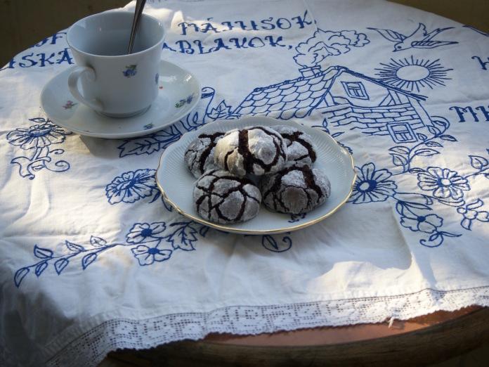 Csokis pöffeteg